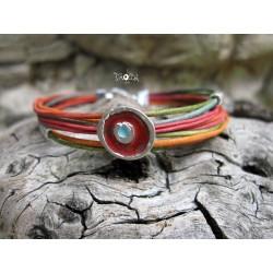 Ojo de Taoba en Rojo