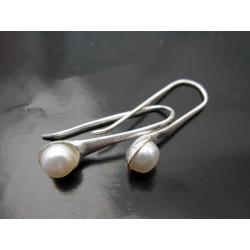 Boucles d´oreille Perles 1