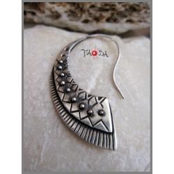 Earrings Lua Tribal